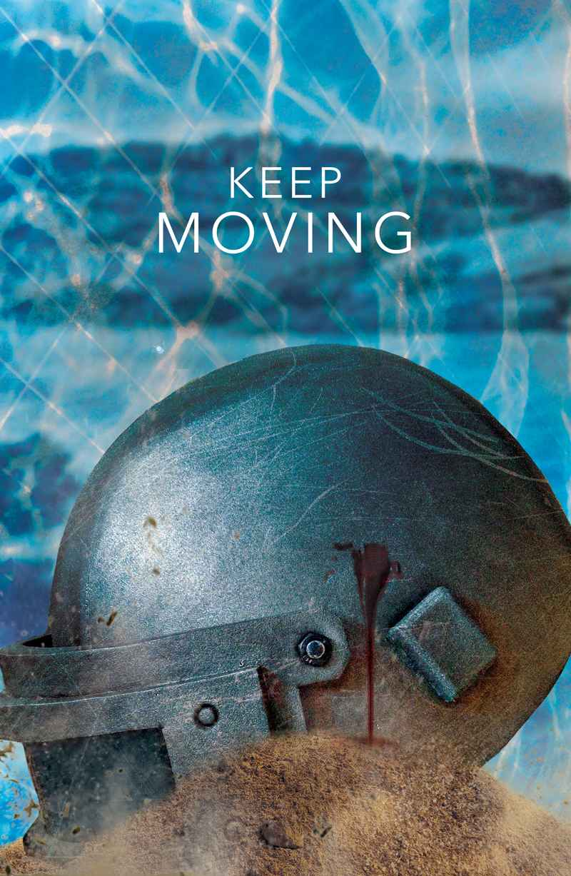 keep moving pubg