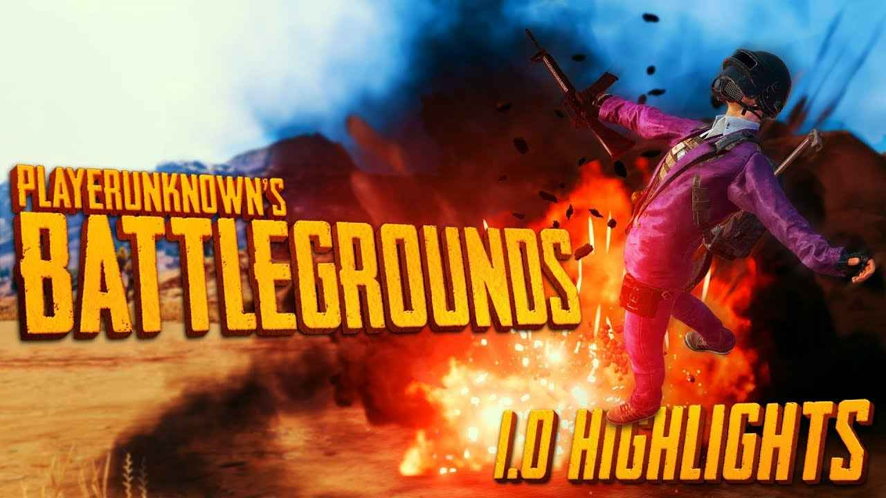 PUBG 1.0 Highlights - Episode 2 and 1
